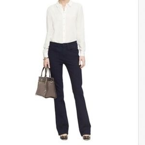 Kate Spade uptown boot leg Jeans NWT